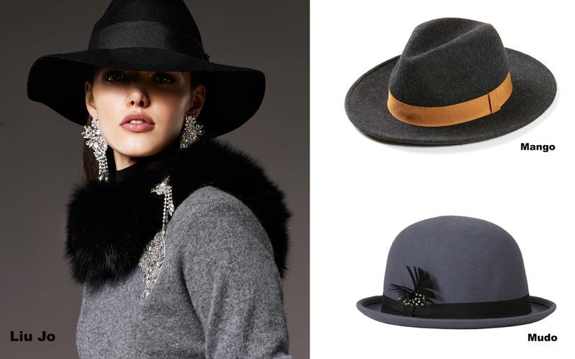 2017-2018 sonbahar-kış şapka modası
