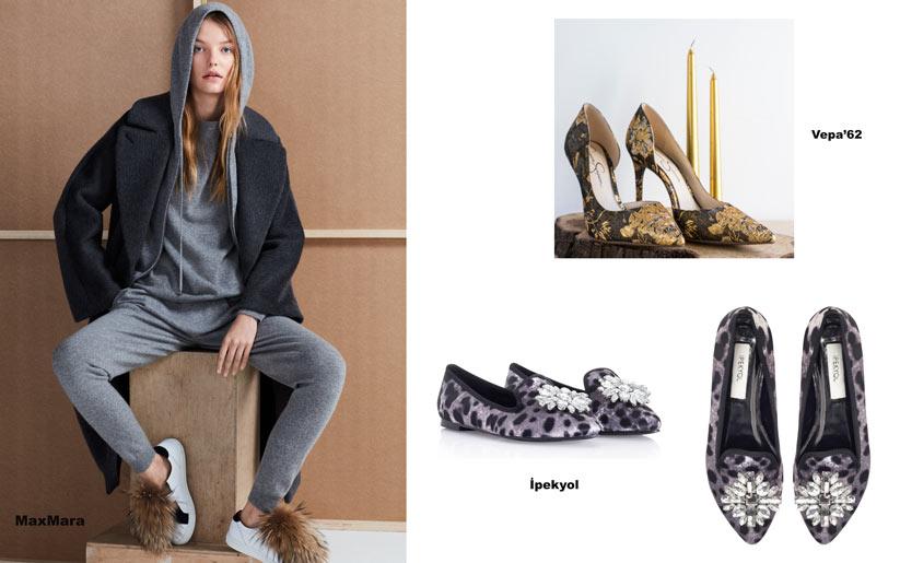 2017-2018 sonbahar-kış ayakkabı modası