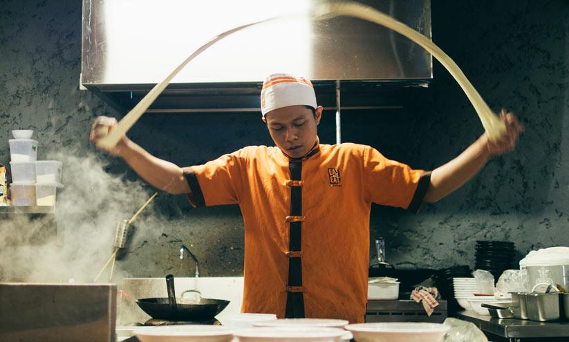 aşçılık yaparak yurt dışında yaşamak