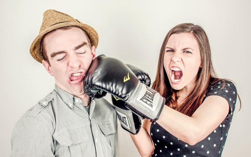 çocuğun önünde kavga ederseniz