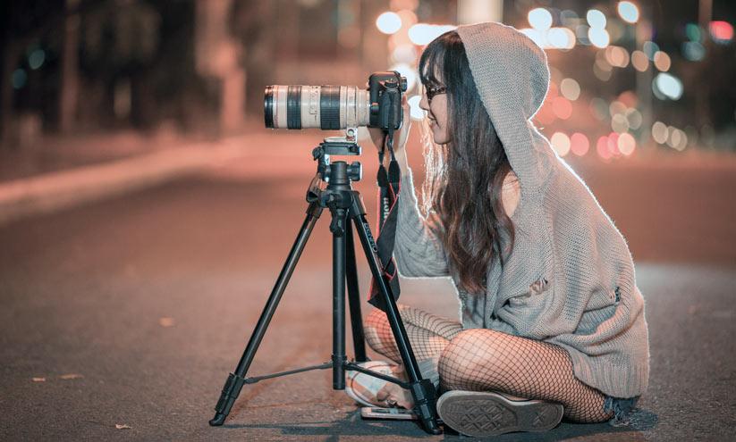 Fotoğrafçı olarak yurt dışında yaşa