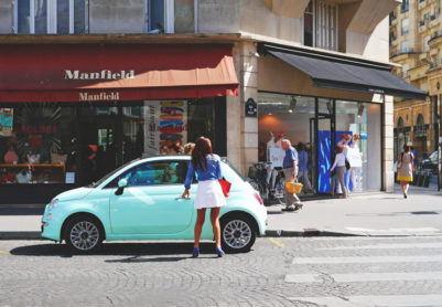 Kadınlar için en ideal küçük ve kullanışlı arabalar