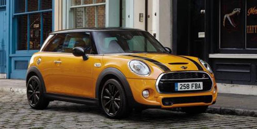 mini cooper kadınların araba tercihleri