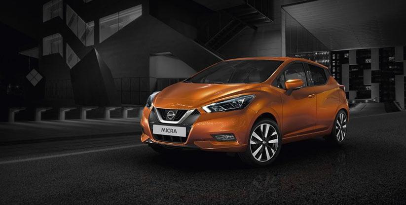 Nissan micra kadınlar için ideal araba modelleri