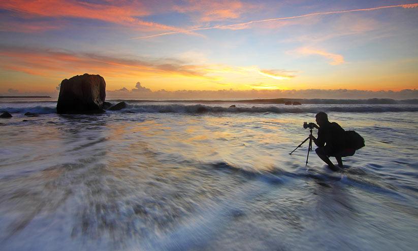 Stok fotoğrafçı ve videocu olarak yurt dışını gez