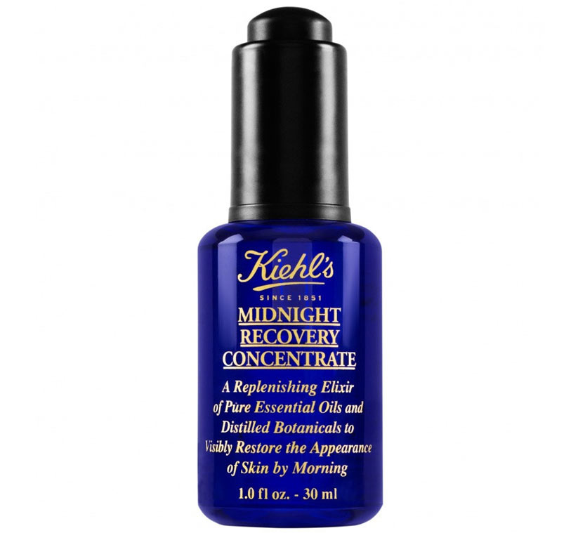 Kiehl's midnight recovery concentrate ürünü