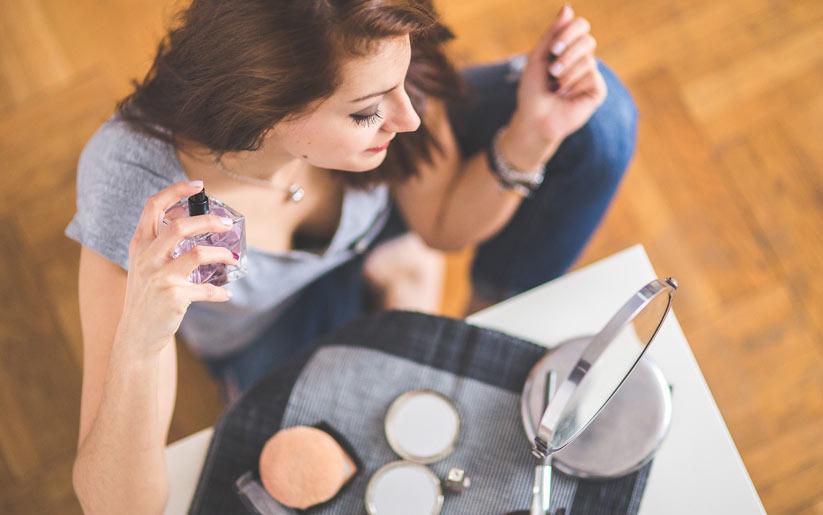 Hangi parfüm size daha çok yakışır-parfüm seçimi