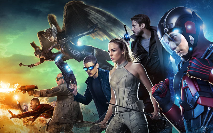 Legends of Tomorrow dizisi