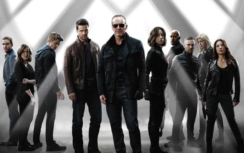 Marvel's Agents Of Shield dizisi