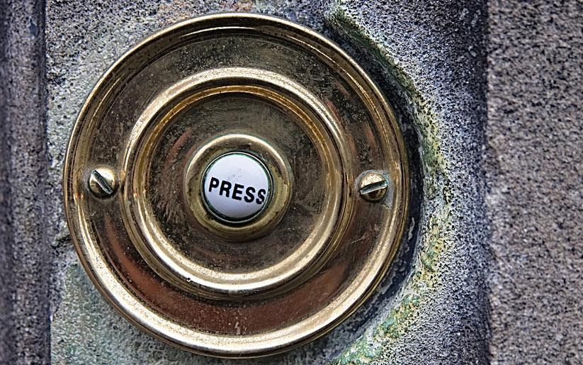 yeni yılda kapı zilini 108 kez çalın