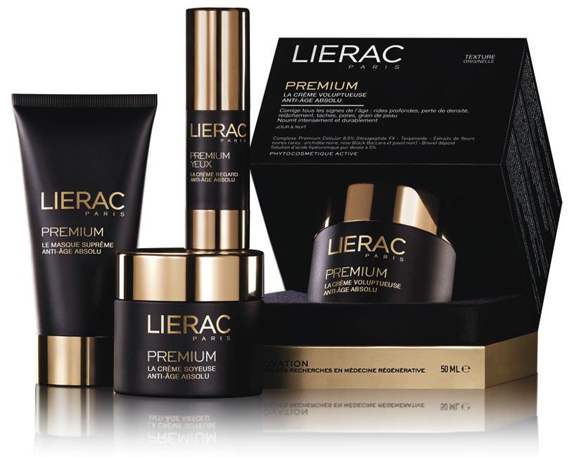 Lierac premium koleksiyonu ürünleri