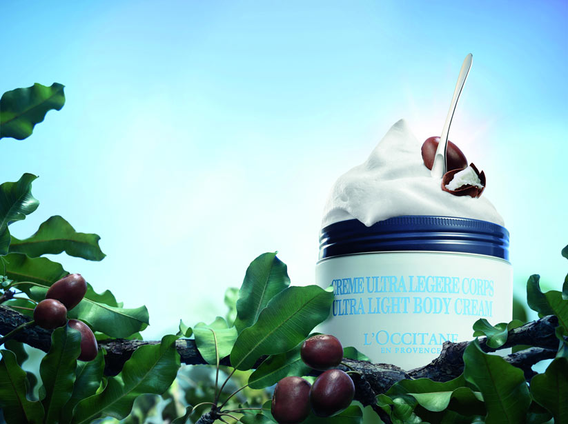 Shea ultra light body cream ürünü