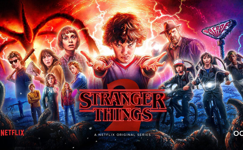 Stranger Things dizisi