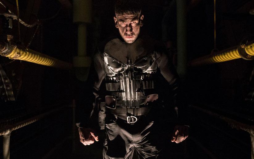 The Punisher dizisi