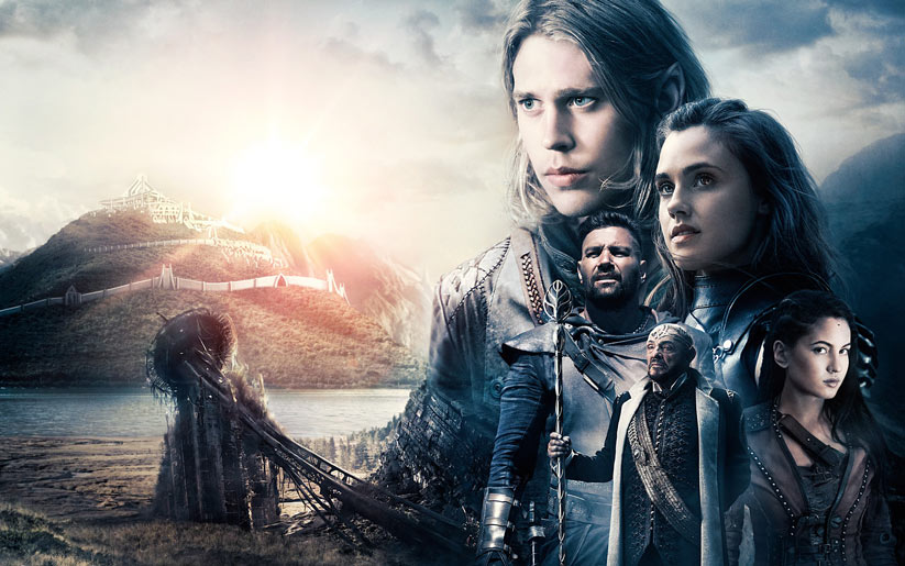 The Shannara Chronickles dizisi
