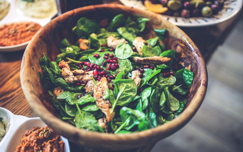 ağız sağlığı için b2 vitaminli besinler önemli
