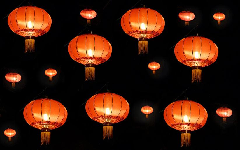 Çin'de yeni yıl hazırlıkları 1 ay öncesinden başlıyor