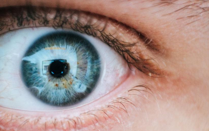 gözlerinizi kazalardan koruyun