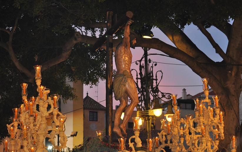 İspanya'da yılbaşında dini semboller başrolde