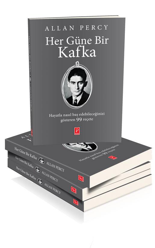Her Güne Bir Kafka kitabı