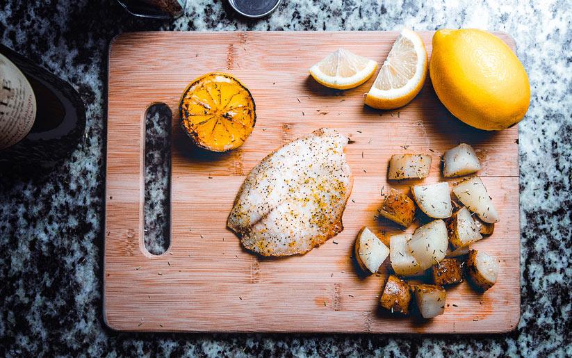 bilek sağlığı için patates ve deniz ürünleri tüketin