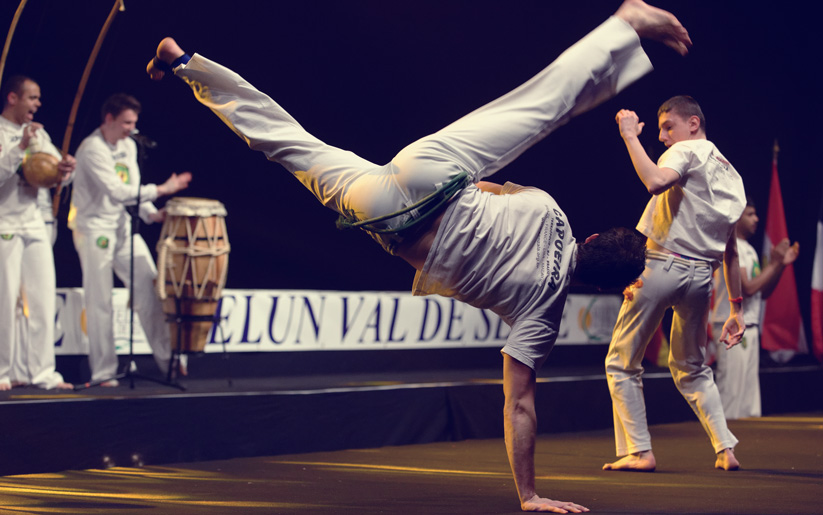 Capoeira stilleri nelerdir