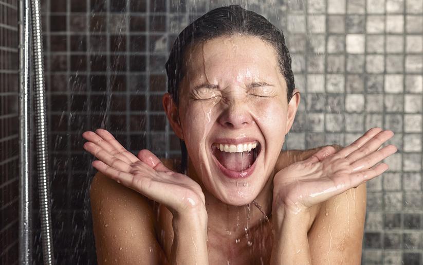 duş sürenizi uzun tutmayın
