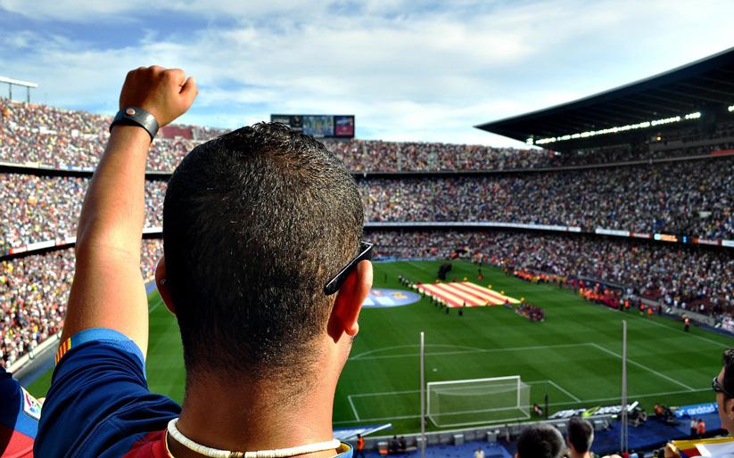futboldan hoşlanan erkekler