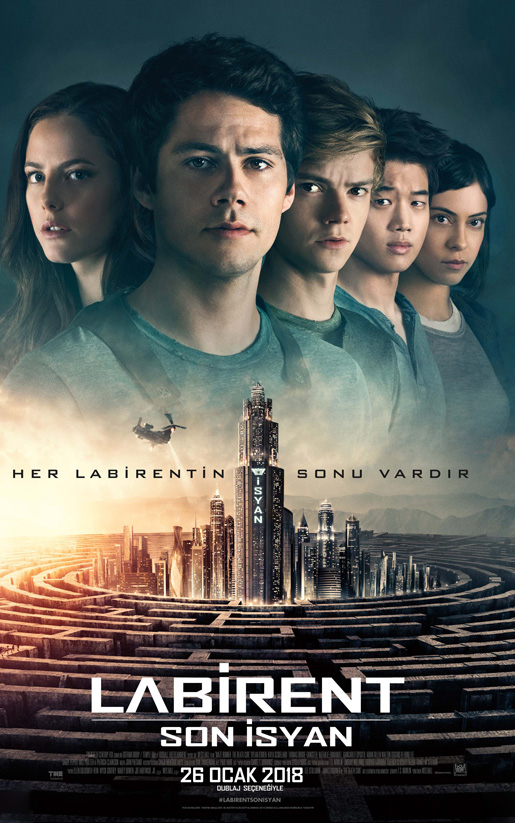 Labirent: Son İsyan (Maze Runner: The Death Cure)