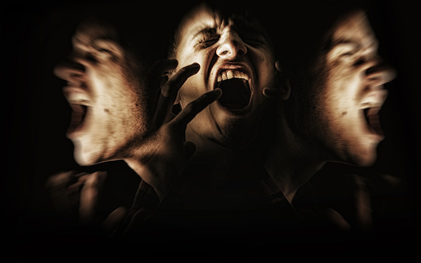 Paranoyak şizofren erkekler