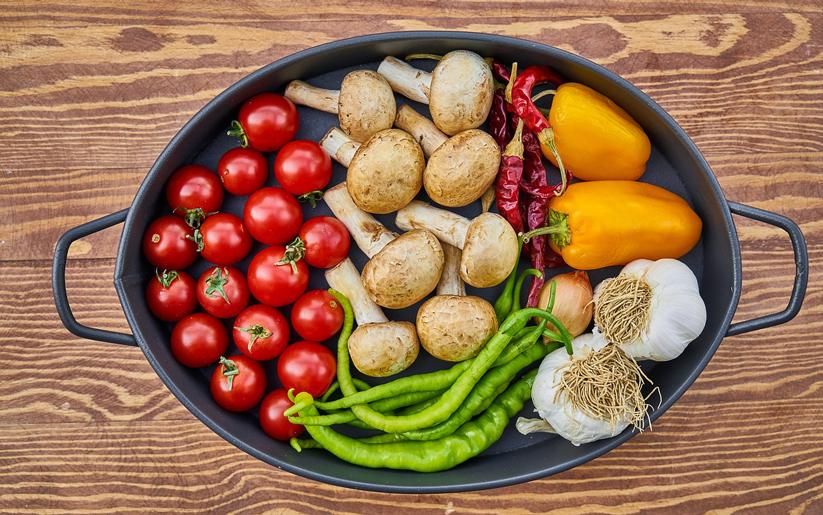 cilt sağlığını korumak için sağlıklı beslenin