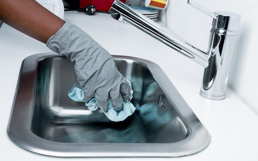 temizlik hastası erkekler