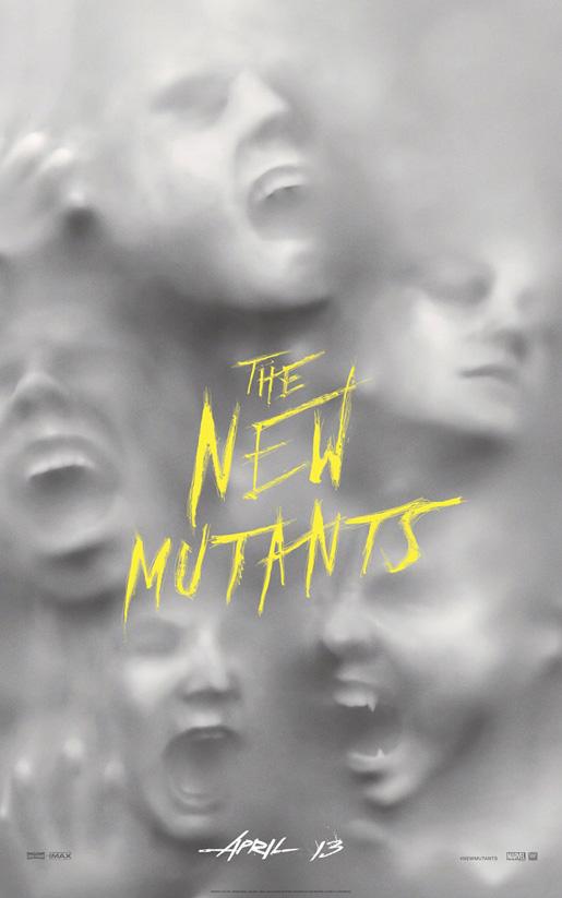 Yeni Mutantlar (X-Men: The New Mutans)