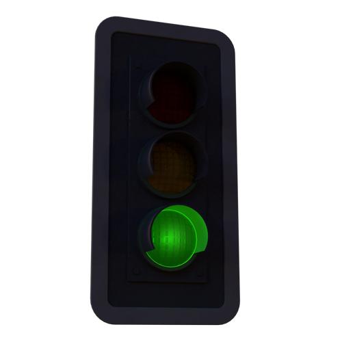 yeşil ışık, beden dili