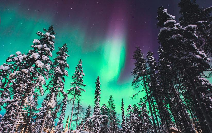 Finlandiya'da sakin tatil