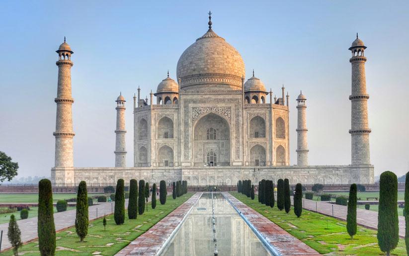 Hindistan'da mistik tatil
