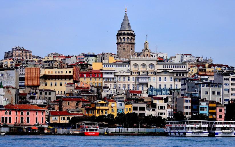 İstanbul'da kültür tatili