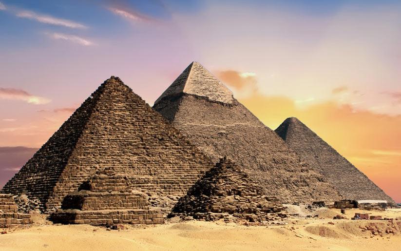Mısır'da mistik tatil