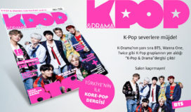 k-pop drama dergisi tüm bayiilerde