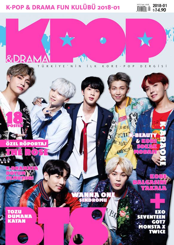 k-pop drama dergisi