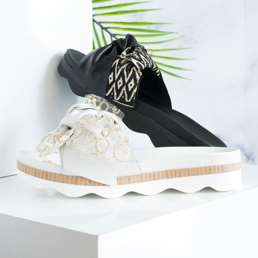 Platform ayakkabılar 2018 yazında popüler bir aksesuar olacak
