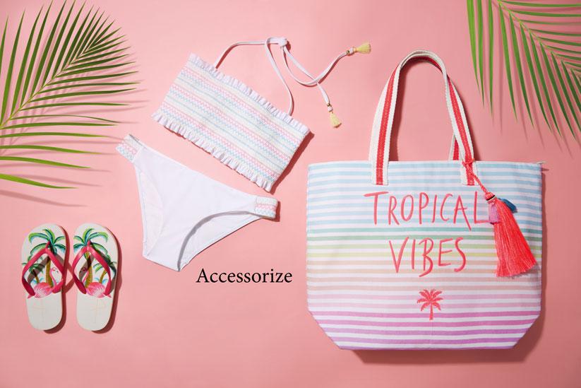 2018 Yaz plaj modasında straplez modeller