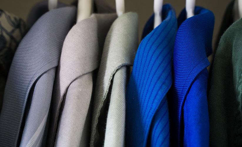 elbise dolabınızı düzenli tutun