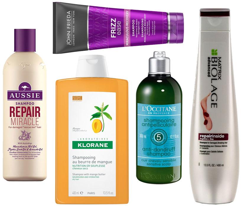 Piyasadaki en zararsız şampuanlar hangileridir?