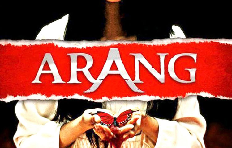 En başarılı Kore korku filmleri Arang