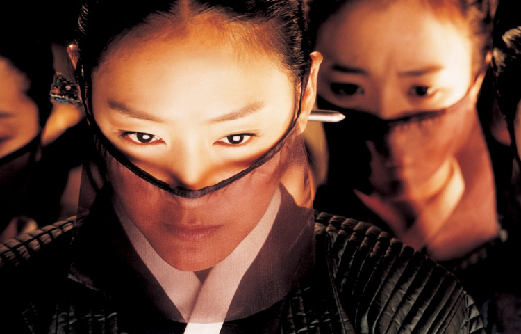 Shadows in the Palace isimli Kore korku filmi