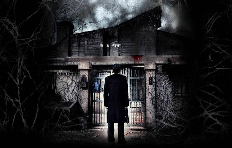 En popüler Kore korku sinemaları - Kara Ev