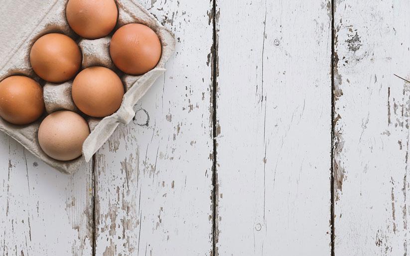 Yumurta aklı ve limon sulu saç maskesi