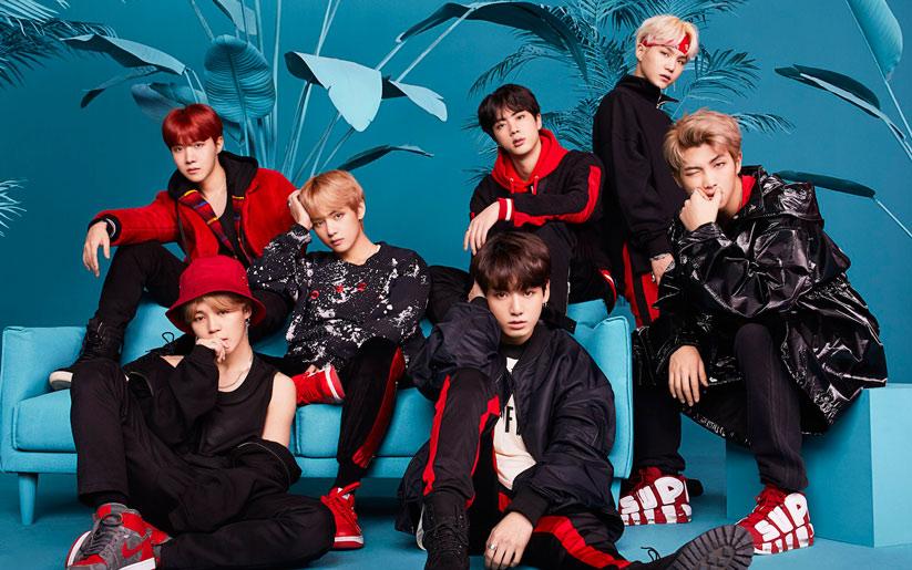 BTS röportajı K-Pop & Drama Dergisi'nin ikinci sayısında