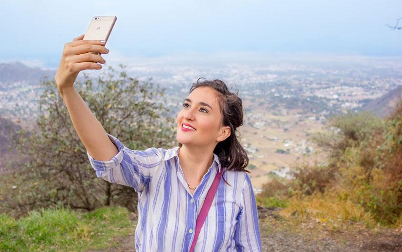 Selfie çekmenin püf noktaları